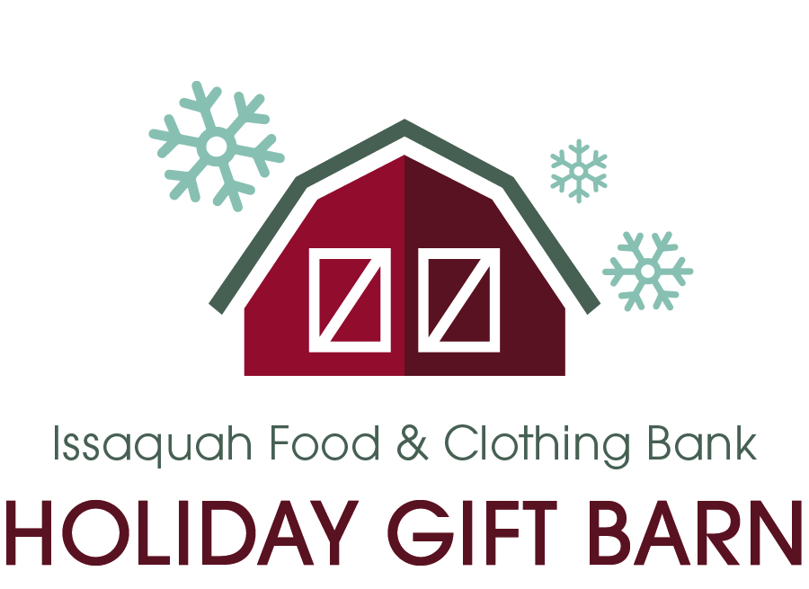 Holiday Gift Barn > Issaquah Food and Clothing Bank